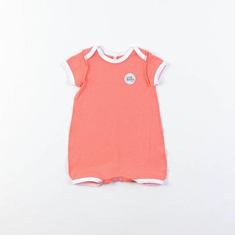 Bodysuit 0+, Peach