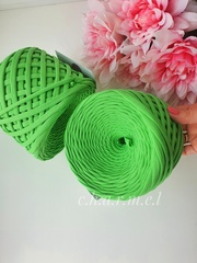 Зеленое Яблоко     трикотажная пряжа