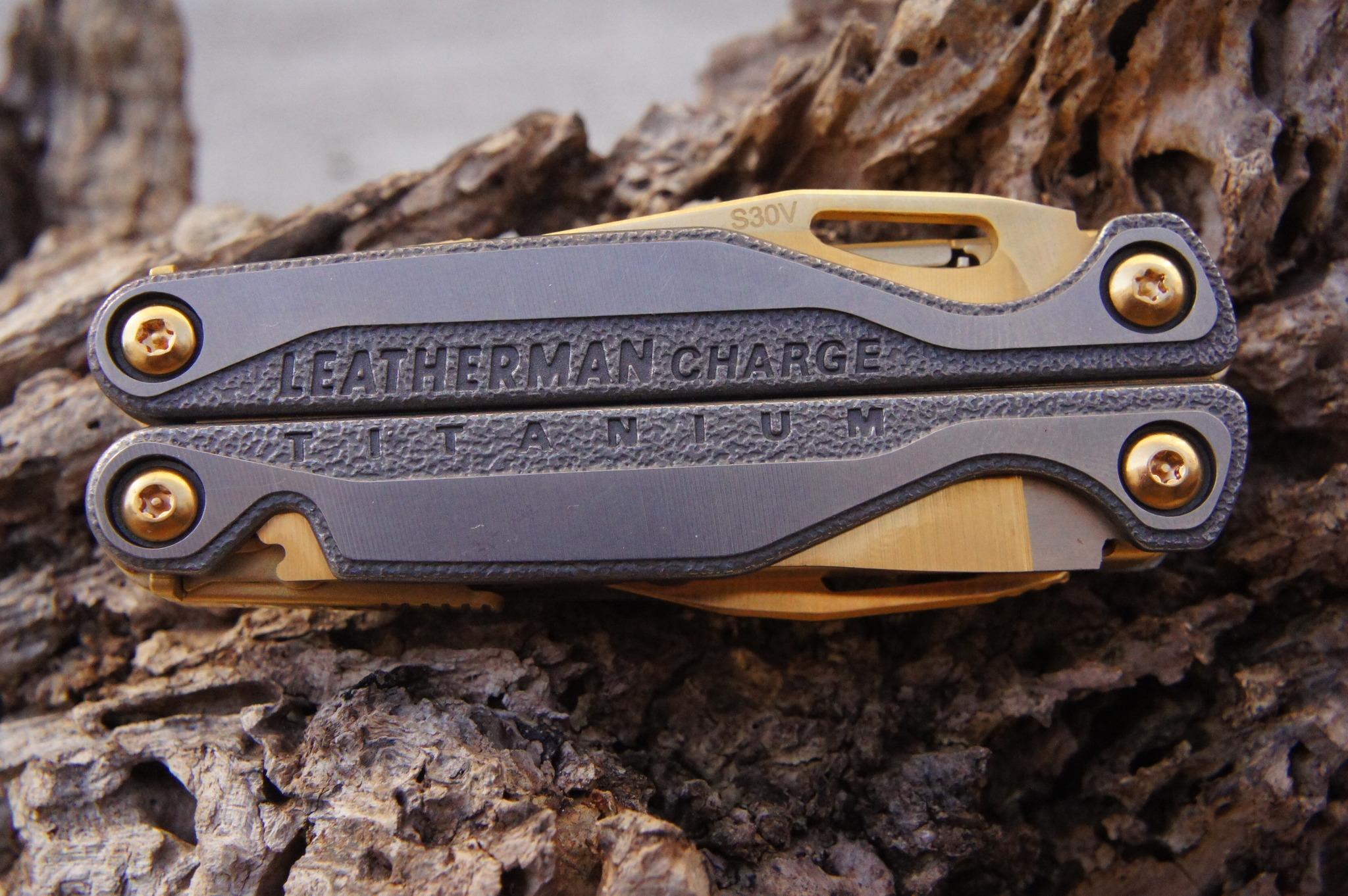 Мультитул Leatherman Charge TTi (831822)