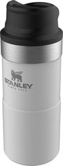Термостакан Stanley Classic 0.35L One hand 2.0 Белый (10-06440-016) - 2