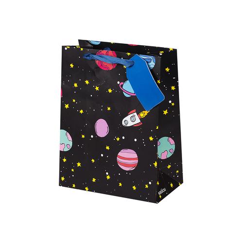 Пакет подарочный Universe 18*23*10 3