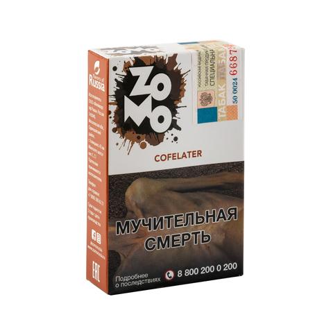 Табак ZOMO Cofelater (Кофе Латте) 50 г