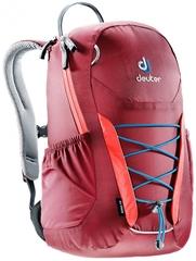 Deuter Gogo Xs Cranberry-Coral - рюкзак городской