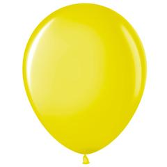 МЛ 5'' Желтый (210), пастель, 100 шт.
