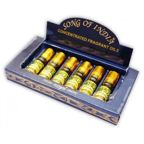 Эфирное масло Лотос Песня Индии, Lotus Song of India 2,5 мл.