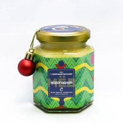 Мёд с эфирными маслами «Новогодний» 240 г (В продаже с 1 декабря)