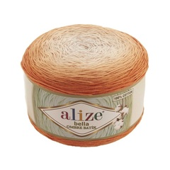 Пряжа Alize Bella Ombre Batik цвет 7403