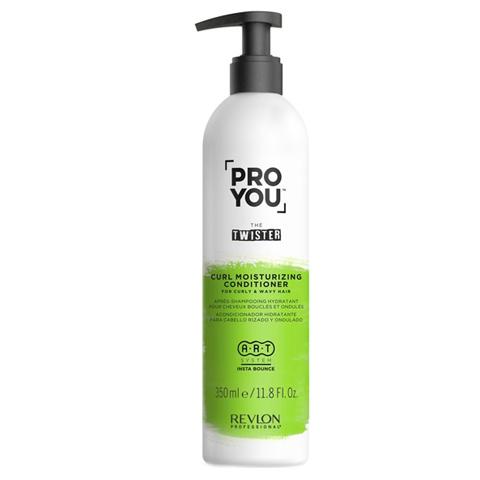 REVLON ProYou Twister: Увлажняющий кондиционер для волнистых и кудрявых волос (Curl Moisturizing Conditioner), 350мл