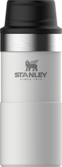 Термостакан Stanley Classic 0.35L One hand 2.0 Белый (10-06440-016)