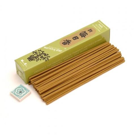 Японские благовония Morning Star Pine 50 шт