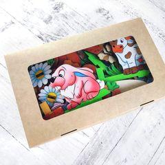 Дидактическая игра-сортер Накорми меня ToySib 7012 упаковка
