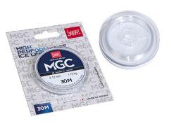 Леска монофильная LUCKY JOHN MGC, зимняя, 30 м - 0.12 мм, прозрачная