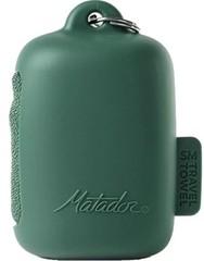 Покрывало-брелок малое Matador NanoDry Trek Towel (MATNDS001GN) зелёное