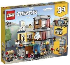 Lego Creator Townhouse Pet Shop & Cafe