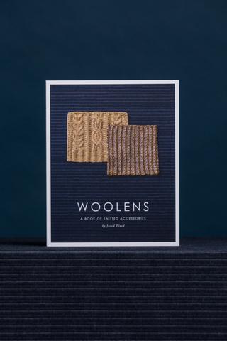 Книга WOOLENS автор Jared Flood