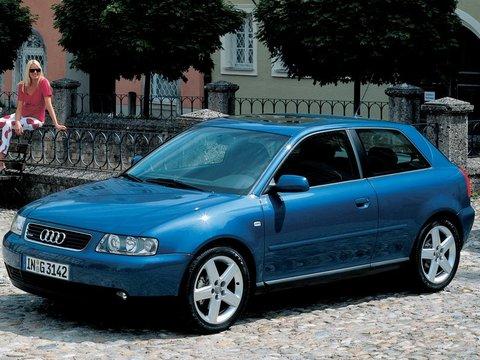Чехлы Audi A3 (8L) 3дв. хетчбек 1996–2003 г.в.