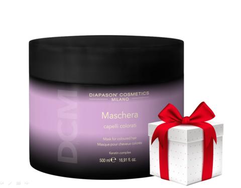 ПОДАРОК (к заказу более 10000руб.) - Color Care Маска для защиты цвета и восстановления окрашенных волос с Keratin Complex -
