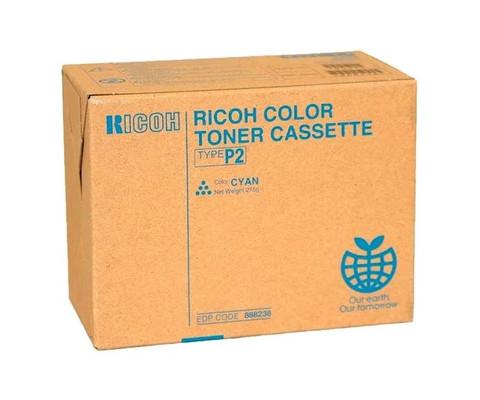 Тонер-картридж Ricoh Type R2 888347 голубой