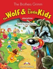 The Wolf & the Kids (+ Cross-Platform Application). Книга для чтения c электронным приложением Stage 2 (2-3 классы)
