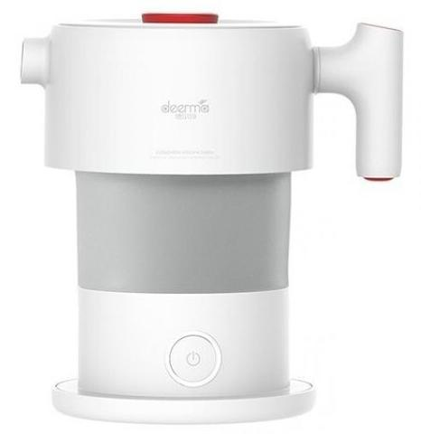 Складной электрочайник Xiaomi Deerma Liquid Heater DEM-DH207 (White)