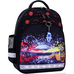 Рюкзак школьный Bagland Mouse черный 417 (00513702)