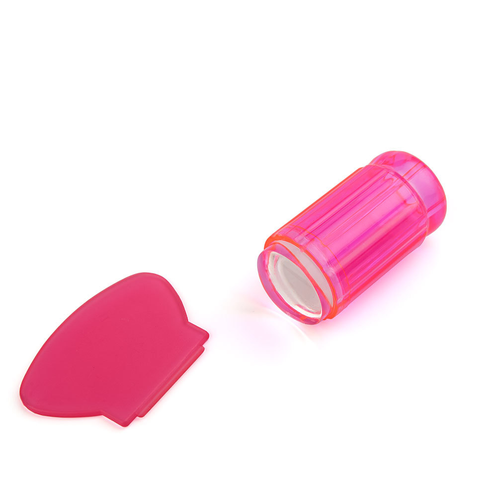 Аксессуары для стемпинга TNL, Штамп для стемпинга рифленый, розовый TNL__Штамп_для_стемпинга_рифленый__розовый.jpg