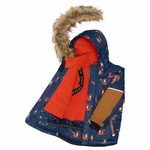 Зимний комплект Deux par Deux купить для мальчика
