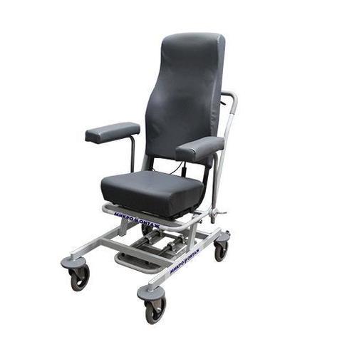 Тележка кресельная ТВК-ММ мод. 1271 (гериатрические кресло) - фото