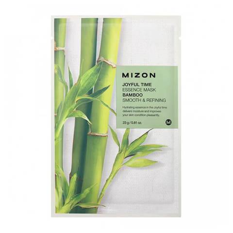 Mizon Тканевая маска с бамбуком Joyful Time Essence Mask Bamboo, 1 шт