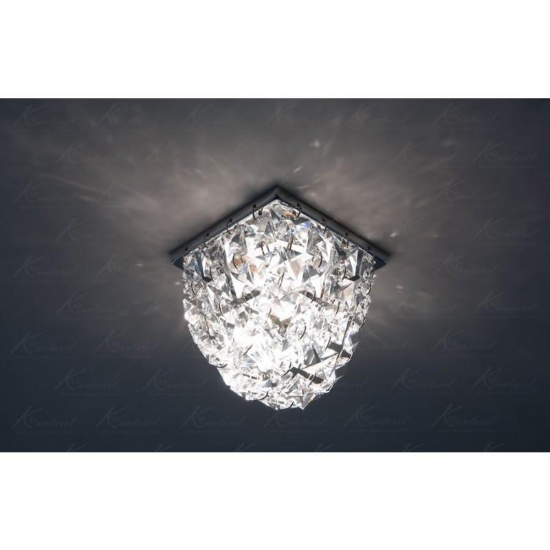 Встраиваемый светильник Kantarel Bud Square CD 064.2.1