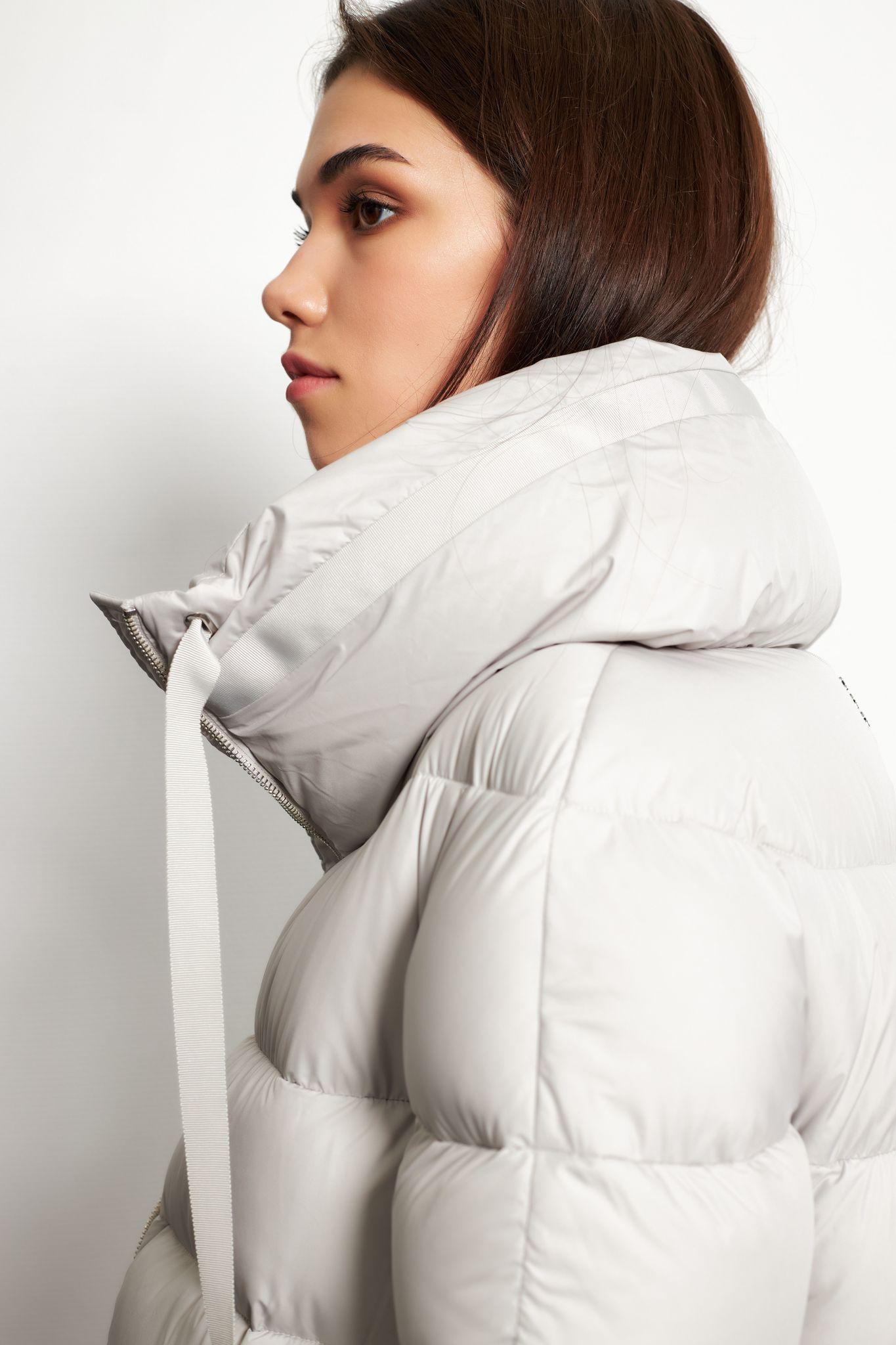 ADD Пуховик из сверхлегкой японской ткани