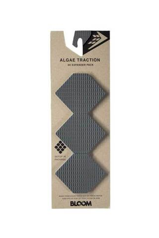 FIREWIRE Front Foot Hex Expander Traction Pad Grey/Black