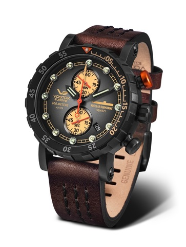 Часы наручные Восток Европа Субмарина SSN571 VK61/571C611