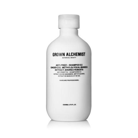 GROWN ALCHEMIST Разглаживающий шампунь для волос