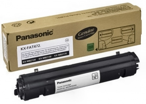 Картридж PANASONIC KX-FAT472A7
