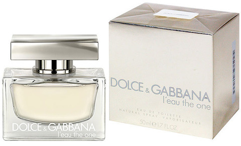 Dolce Gabbana leau The one 100 мл