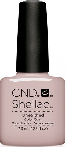 UV Гелевое покрытие CND Shellac Unearthed, 7,3 мл