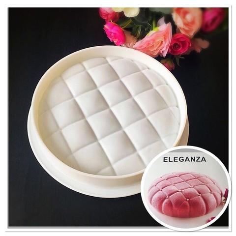 Силиконовая форма для выпечки торт ELEGANZA (Элеганза)