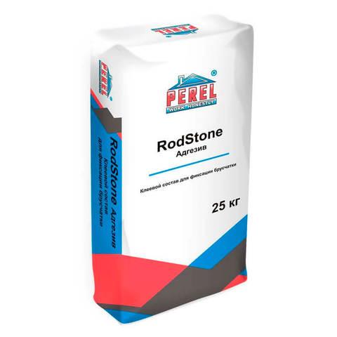 Perel Rodstone Адгезив, белый, мешок 25 кг - Клеевой состав для фиксации брусчатки