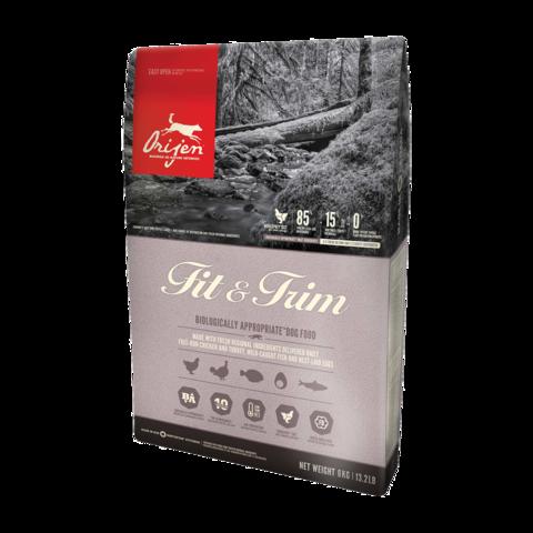 Orijen Fit & Trim Сухой корм для собак с избыточным весом Цыпленок беззерновой