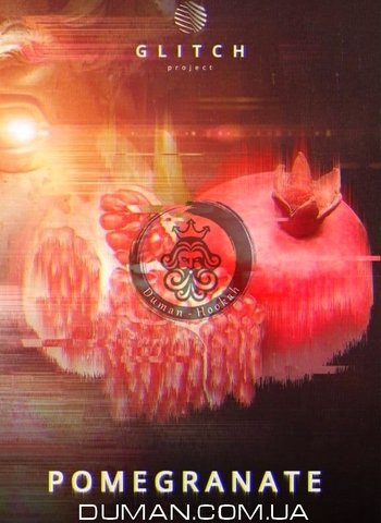 Табак Glitch Pomegranate (Глитч Гранат)