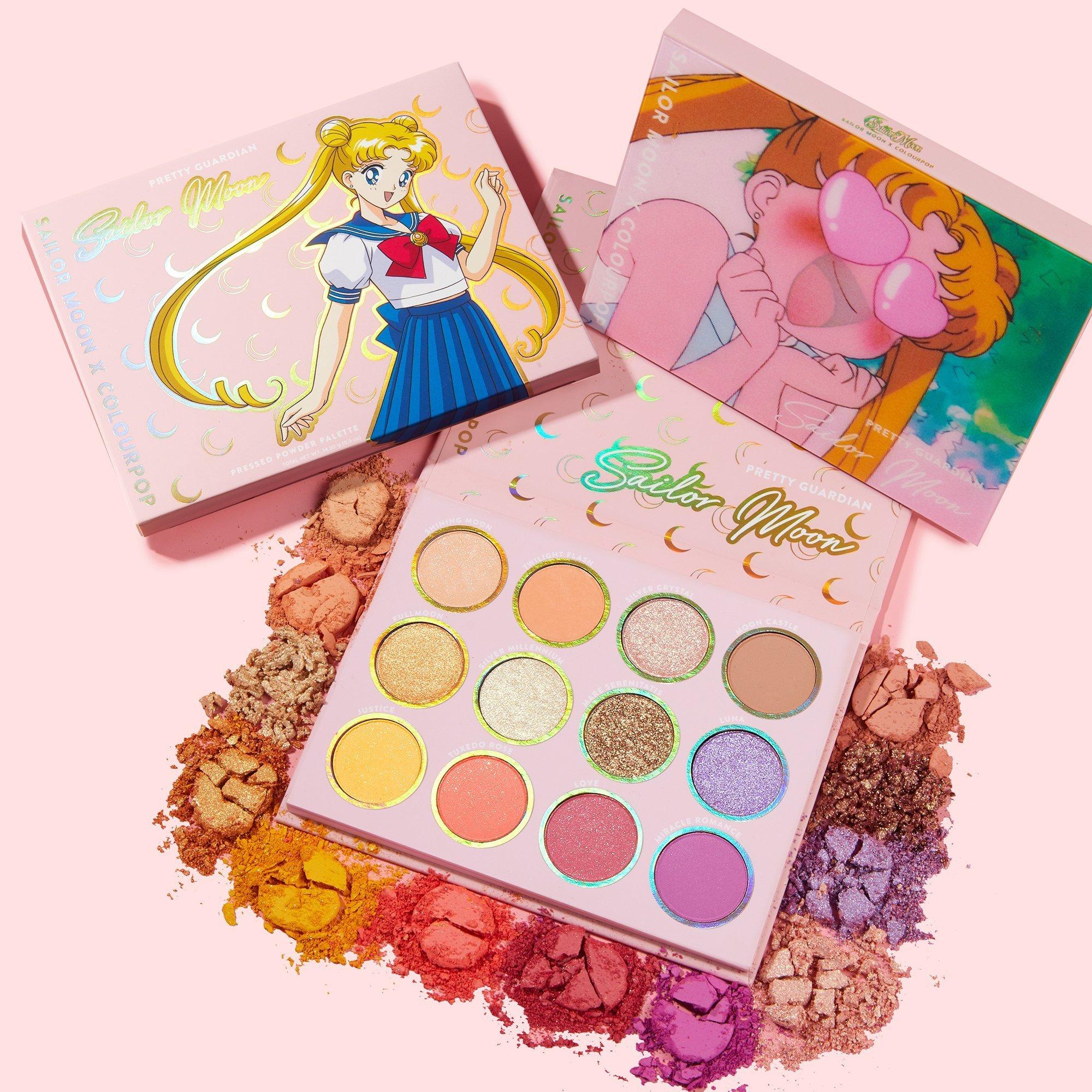 ColourPop Pretty Guardian Sailor Moon shadow palette