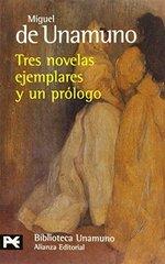 Tres novelas ejemplares y un prologo