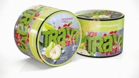 Кальянная смесь Trava - Барбарис, Груша, Лед