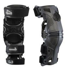 Наколенники Mobius X8 Knee Braces Размер (L) Серый/Черный
