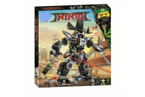 Конструктор Ninja 10719 Робот-великан Гармадона
