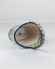 Керамическая конфетница с узором