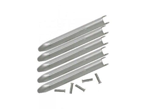 Набор sargan для арбалетного гарпуна, d 6мм: 5 флажков + 5 заклепок
