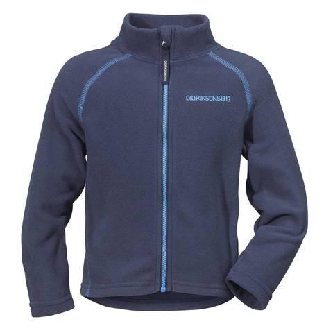 Куртка для детей Didriksons Monte kids - Navy (синий)