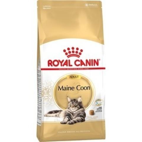 Royal Canin Maine Coon сухой корм для кошек породы Мейн Кун 400г